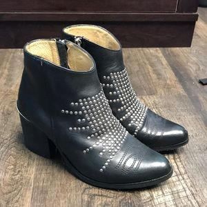 LF Sole Child booties